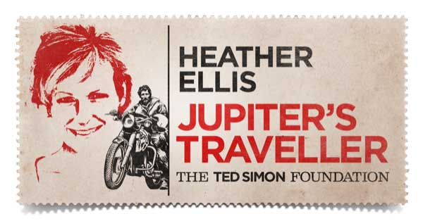 Heather Ellis - a Jupiter's Traveller
